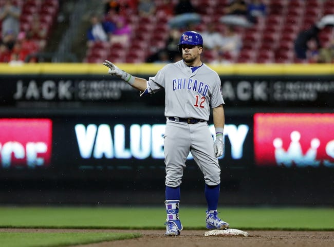 Cincinnati Reds vs. Chicago Cubs - 5/20/18 MLB Pick, Odds, and Prediction