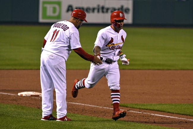 St. Louis Cardinals vs. Philadelphia Phillies - 5/19/18 MLB Pick, Odds, and Prediction