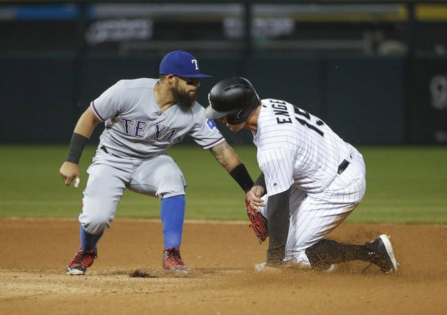 Chicago White Sox vs. Texas Rangers - 5/20/18 MLB Pick, Odds, and Prediction