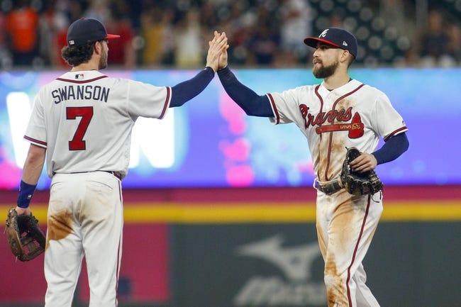 MLB | Miami Marlins (17-28) at Atlanta Braves (27-17)