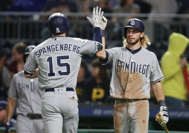 Pittsburgh Pirates vs. San Diego Padres - 5/20/18 MLB Pick, Odds, and Prediction