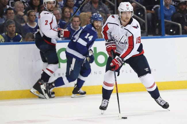 Washington Capitals vs. Tampa Bay Lightning - 5/21/18 NHL Pick, Odds, and Prediction