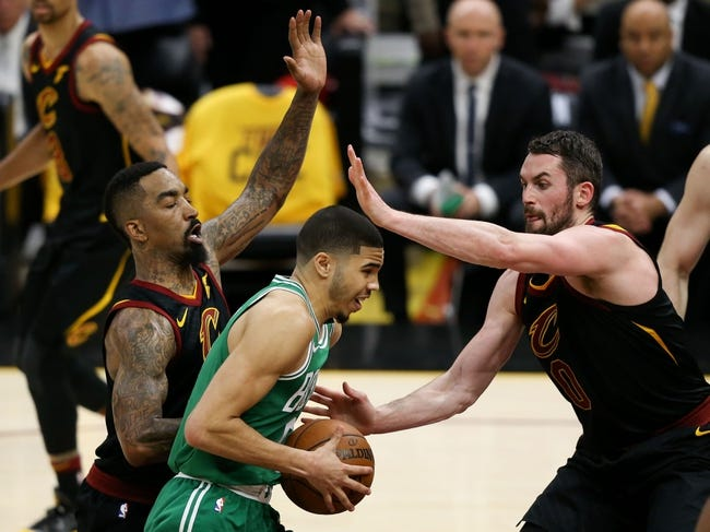 Cleveland Cavaliers vs. Boston Celtics - 5/21/18 NBA Pick, Odds, and Prediction