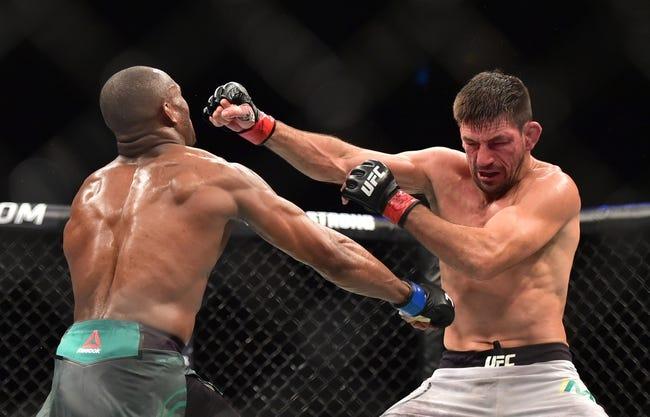 MMA | Demian Maia vs. Lyman Good