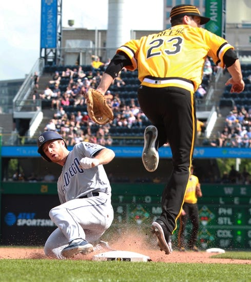 San Diego Padres vs. Pittsburgh Pirates - 6/29/18 MLB Pick, Odds, and Prediction