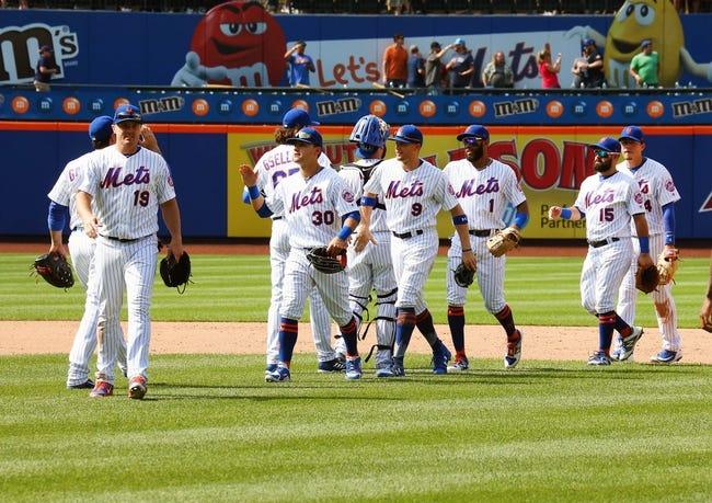 MLB | New York Mets (28-36) at Arizona Diamondbacks (37-30)