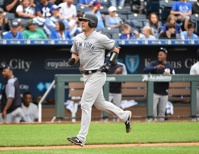 New York Yankees vs. Kansas City Royals - 7/26/18 MLB Pick, Odds, and Prediction