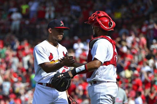 Philadelphia Phillies vs. St. Louis Cardinals - 6/18/18 MLB Pick, Odds, and Prediction