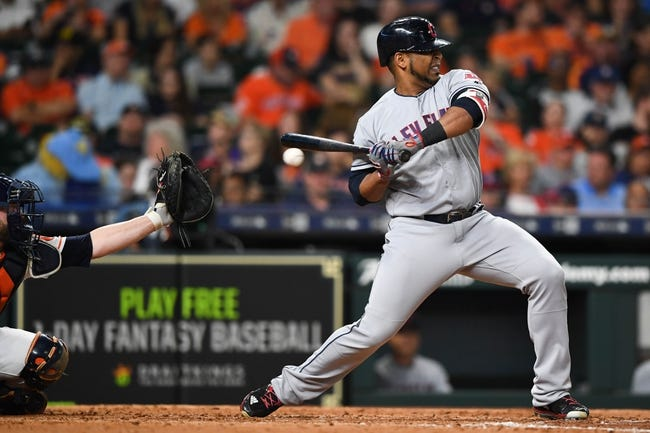 Cleveland Indians vs. Houston Astros - 5/24/18 MLB Pick, Odds, and Prediction