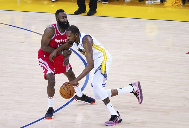 Houston Rockets at Golden State Warriors - Game 4 - 5/22/18 NBA Pick, Odds, and Prediction