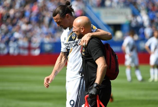 San Jose Earthquakes vs. LA Galaxy - 5/25/18 MLS Soccer Pick, Odds, and Prediction
