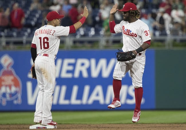 Philadelphia Phillies vs. Atlanta Braves - 5/22/18 MLB Pick, Odds, and Prediction