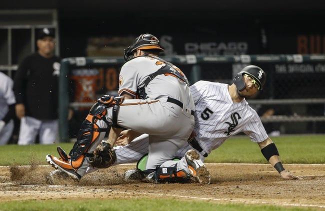 Chicago White Sox vs. Baltimore Orioles - 5/22/18 MLB Pick, Odds, and Prediction