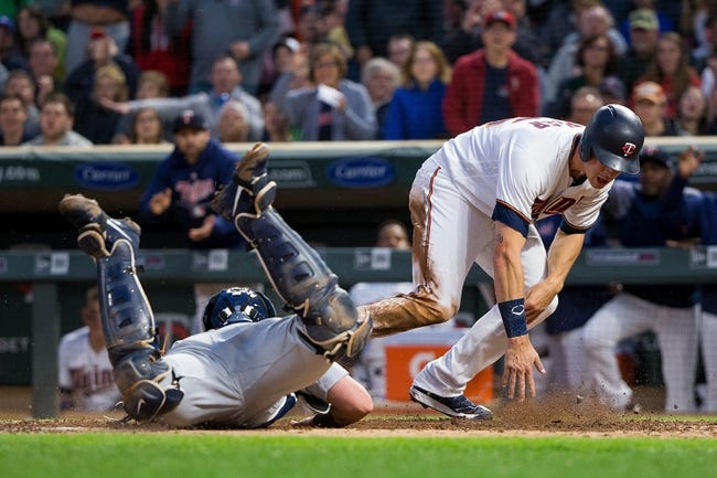 Minnesota Twins vs. Detroit Tigers - 5/22/18 MLB Pick, Odds, and Prediction