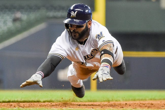Milwaukee Brewers vs. Arizona Diamondbacks - 5/22/18 MLB Pick, Odds, and Prediction