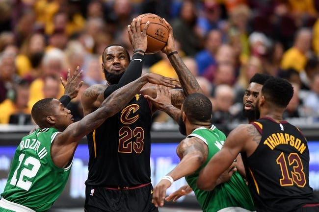 NBA | Cleveland Cavaliers (59-37) at Boston Celtics (65-32)