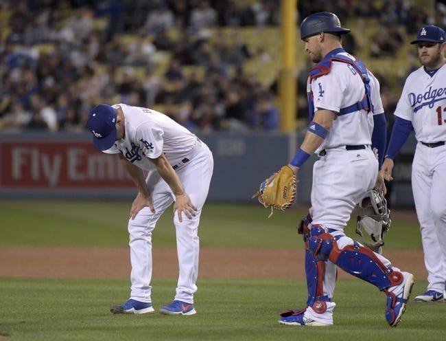 Los Angeles Dodgers vs. Colorado Rockies - 5/22/18 MLB Pick, Odds, and Prediction