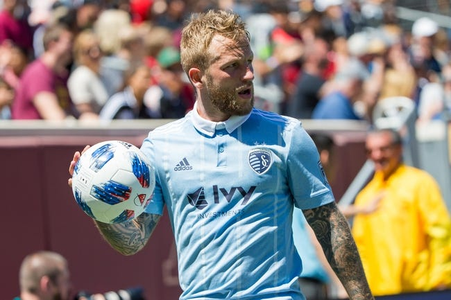 Sporting Kansas City vs. Columbus Crew SC - 5/27/18 MLS Soccer Pick, Odds, and Prediction