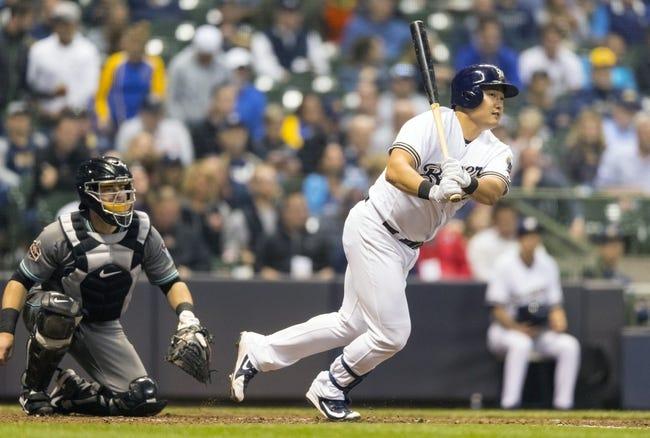 Milwaukee Brewers vs. Arizona Diamondbacks - 5/23/18 MLB Pick, Odds, and Prediction