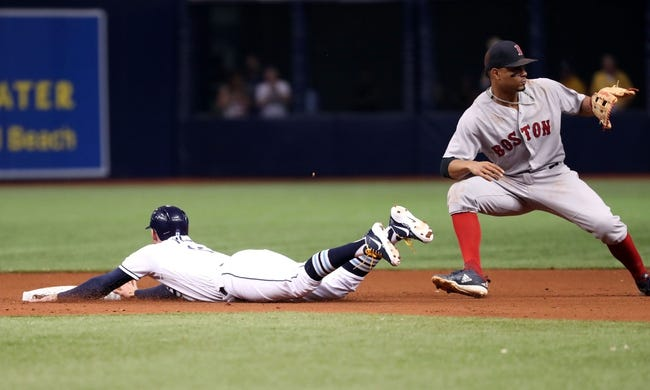Tampa Bay Rays vs. Boston Red Sox - 5/23/18 MLB Pick, Odds, and Prediction