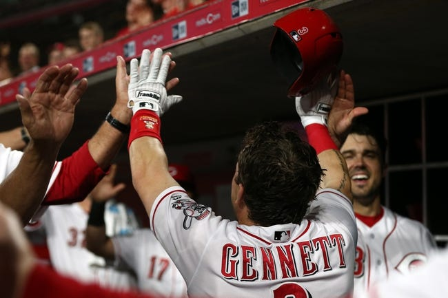 Cincinnati Reds vs. Pittsburgh Pirates - 5/23/18 MLB Pick, Odds, and Prediction