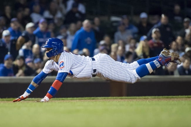 Chicago Cubs vs. San Francisco Giants - 5/25/18 MLB Pick, Odds, and Prediction