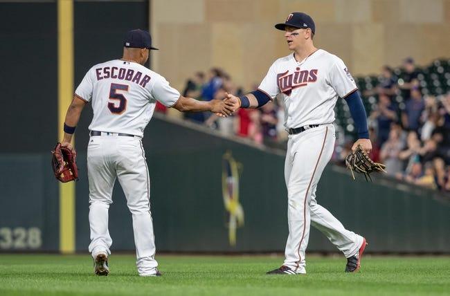 Minnesota Twins vs. Detroit Tigers - 5/23/18 MLB Pick, Odds, and Prediction
