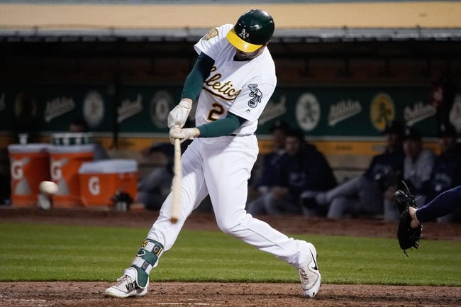 Oakland Athletics vs. Seattle Mariners - 5/23/18 MLB Pick, Odds, and Prediction