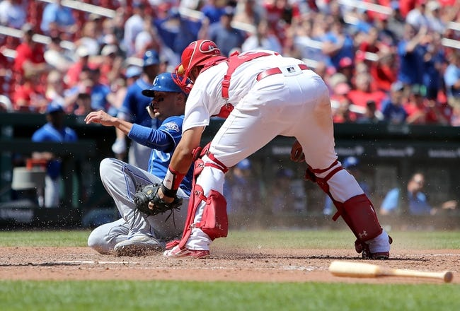 Kansas City Royals vs. St. Louis Cardinals - 8/10/18 MLB Pick, Odds, and Prediction