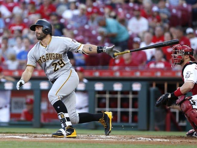 Cincinnati Reds vs. Pittsburgh Pirates - 5/24/18 MLB Pick, Odds, and Prediction