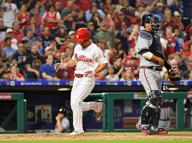 Philadelphia Phillies vs. Toronto Blue Jays - 5/25/18 MLB Pick, Odds, and Prediction