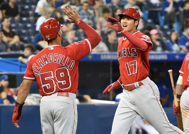 Toronto Blue Jays vs. Los Angeles Angels - 5/24/18 MLB Pick, Odds, and Prediction