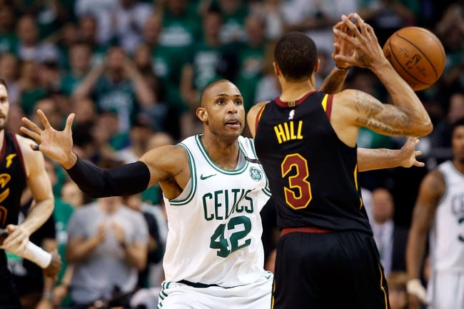 Boston Celtics at Cleveland Cavaliers - Game 6 - 5/25/18 NBA Pick, Odds, and Prediction