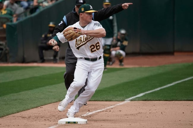 Oakland Athletics vs. Seattle Mariners - 8/13/18 MLB Pick, Odds, and Prediction