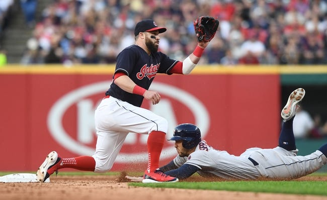 Cleveland Indians vs. Houston Astros - 5/25/18 MLB Pick, Odds, and Prediction