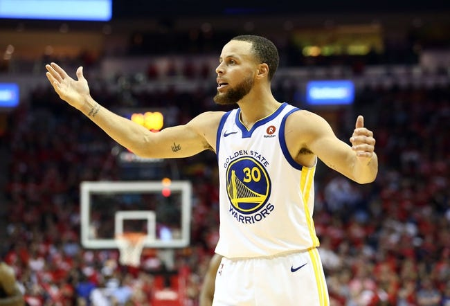 Houston Rockets at Golden State Warriors - Game 6 - 5/26/18 NBA Pick, Odds, and Prediction