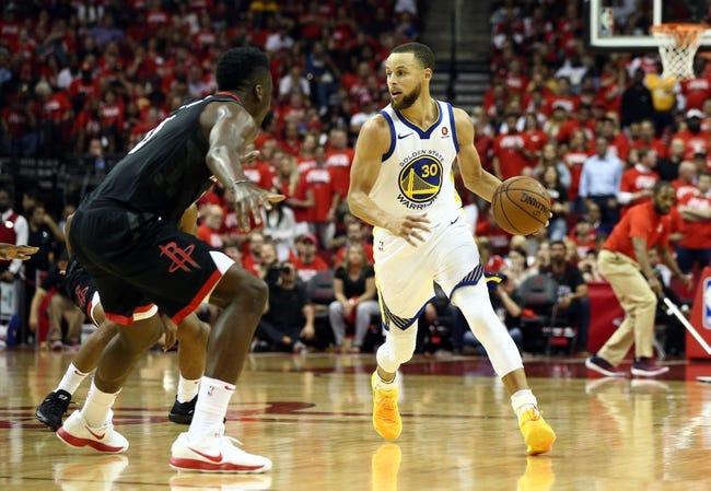 NBA | Houston Rockets (75-21) at Golden State Warriors (68-28)