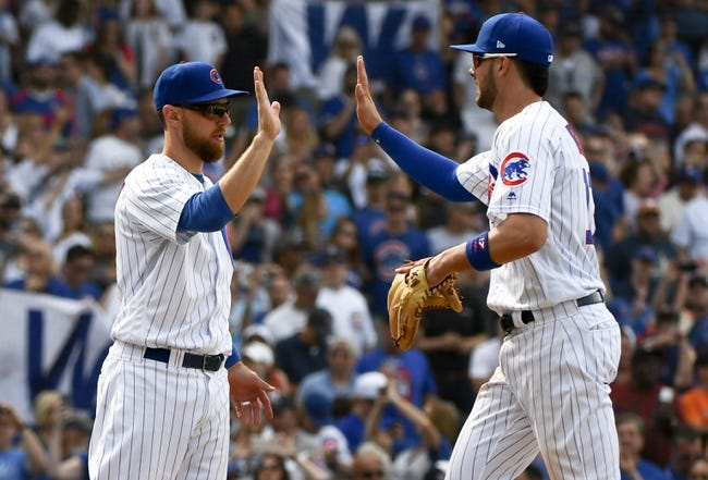 Chicago Cubs vs. San Francisco Giants - 5/26/18 MLB Pick, Odds, and Prediction