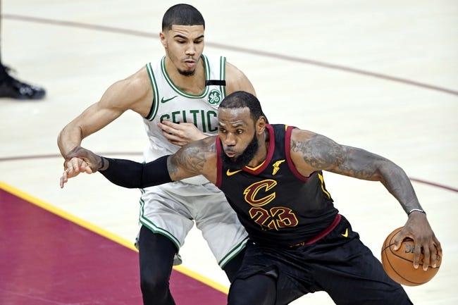 Boston Celtics vs. Cleveland Cavaliers - 5/27/18 NBA Pick, Odds, and Prediction