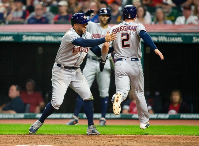 Cleveland Indians vs. Houston Astros - 5/26/18 MLB Pick, Odds, and Prediction