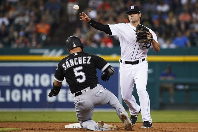 Detroit Tigers vs. Chicago White Sox - 5/26/18 MLB Pick, Odds, and Prediction