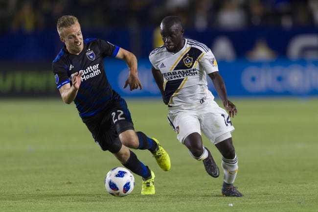 LA Galaxy vs. FC Dallas - 5/30/18 MLS Soccer Pick, Odds and Prediction