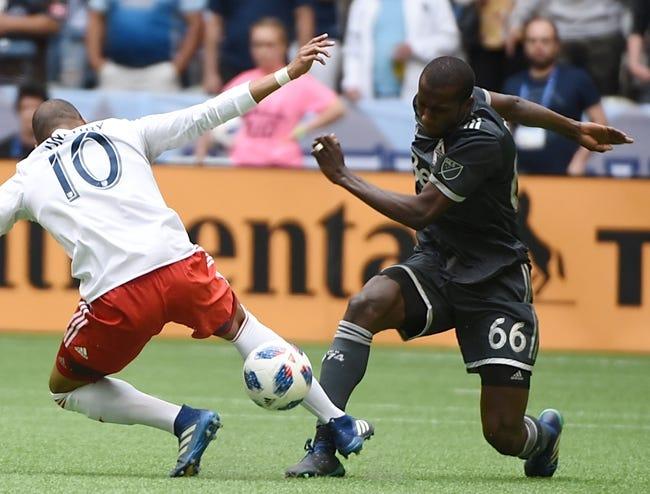 New England Revolution vs. Atlanta United FC - 5/30/18 MLS Soccer Pick, Odds, and Prediction