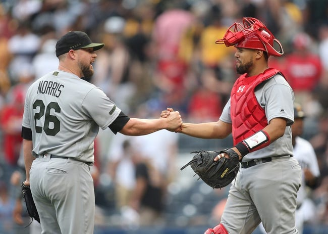 Pittsburgh Pirates vs. St. Louis Cardinals - 5/27/18 MLB Pick, Odds, and Prediction