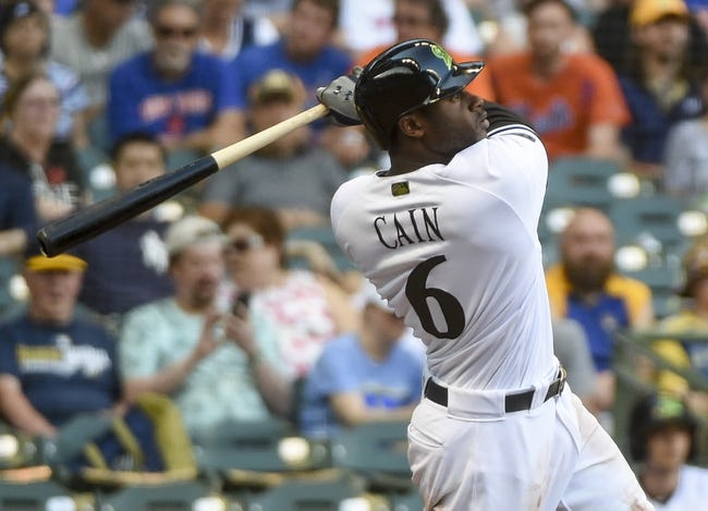 MLB   New York Mets (25-23) at Milwaukee Brewers (33-20)
