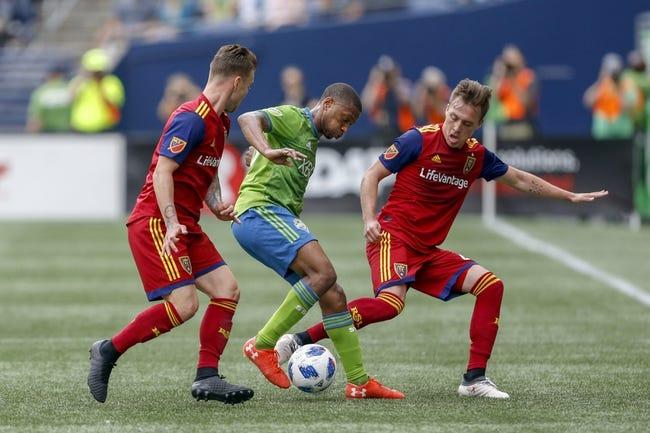 Real Salt Lake vs. Houston Dynamo - 5/30/18 MLS Soccer Pick, Odds, and Prediction