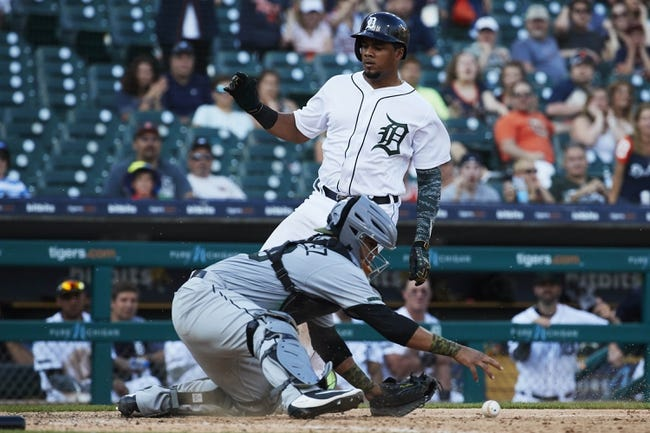 Detroit Tigers vs. Chicago White Sox - 5/27/18 MLB Pick, Odds, and Prediction