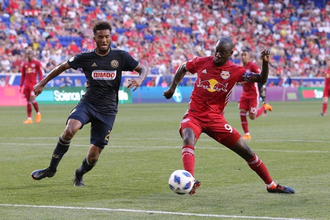 New England Revolution vs. New York Red Bulls - 6/2/18 MLS Soccer Pick, Odds, and Prediction