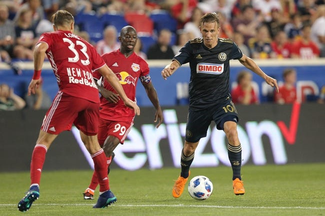 Philadelphia Union vs. Chicago Fire - 5/30/18 MLS Soccer Pick, Odds and Prediction