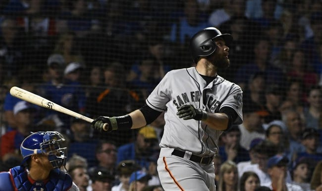 MLB | San Francisco Giants (24-27) at Chicago Cubs (26-21)